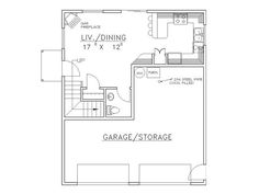 1000 images about on pinterest garage apartments for Floor plans with mother in law apartments