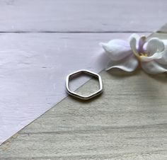 Midi Rings, Pillow Box, Dainty Ring, Stacking Rings, Hummingbird, Hand Stamped, Gifts For Her, My Etsy Shop, Silver Rings
