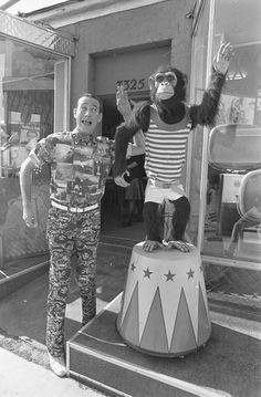 Pee Wee on Melrose -1984