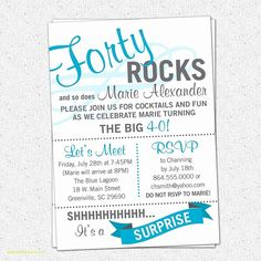 33 best birthday party invitation wording images in 2018 birthday