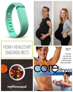How I Healed My Diastasis Recti - The tools, tips, and exercises that worked for me.