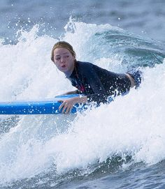Andrew Garfield And Emma Stone Went Surfing In Hawaii