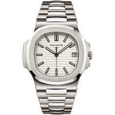 5711/1A-011 Patek Philippe Nautilus Mens Stainless Steel Watch | WatchesOnNet.com