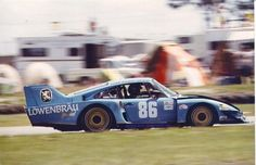 Peter Gregg's last Brumos Porsche . .935-80 . . . High Downforce Looonngg Tail with Moby Dick front clip. Raced by Leven and Holbert
