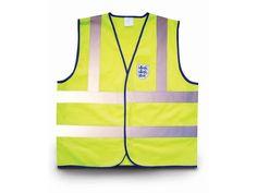 Advent ADVOETHVV Official England Hi-Vis Vest One Size