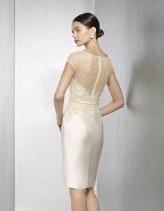 Vestido de fiesta - Couture Club 01C | Odet Saüc