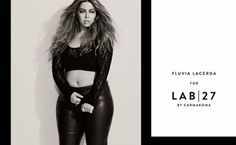 Plus Size Fashion News: The Latest Lab27 Campaign from Carmakoma Featuring Model Fluvia Lacerda - http://www.plus-model-mag.com/2013/12/plus-size-fashion-news-the-latest-lab27-campaign-from-carmakoma-featuring-model-fluvia-lacerda/
