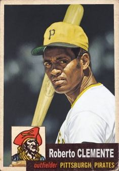 Roberto Clemente, Nba Basketball, Nfl Football, Famous Baseball Players, Pirates Baseball, The Outfield, Jolly Roger, Pittsburgh Pirates, Puerto Ricans