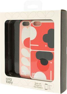 Orla Kiely Elephant & Stem Tulip iPhone 6/6s Case Set - NWT #OrlaKiely