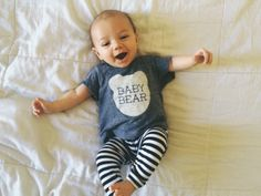three months old and stoked about it!