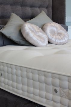 The Belmont Mattress On A Bedframe Http Turnpost Co Uk