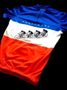 KRAFTWERK TOUR DE FRANCE CYCLING JERSEY