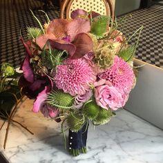 vandaorchid bouquet