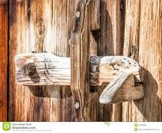 Charmant Cool Wooden Door Latch | Wooden Latches | Pinterest | Door Latches, Doors  And Woodworking