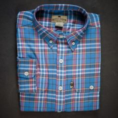 8cb1f1c2835 Glenfield Flannel Shirt - Montana Plaid  buffalojackson Flannel Dress