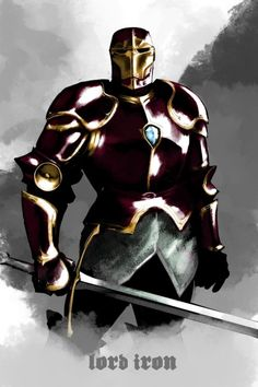 Medeval Iron Man