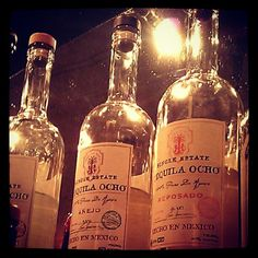 Ocho means 8? Well, it's 8! @TequilaOcho #shots #puregold (Taken with Instagram at 1222W. 7th St. Los Angeles 90017)