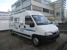 Adria Twin * Festbett * Grüne Plakette * Markise, Wohnwagen/-mobile Kastenwagen…