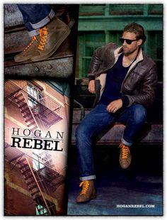 HOGAN REBEL Men's Fall - Winter 2012/13 Campaign