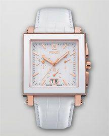 Fendi Ceramic Watch