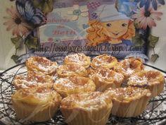 .: Pastelinhos de Ovo com Canela / Gâteaux d'œufs et ...