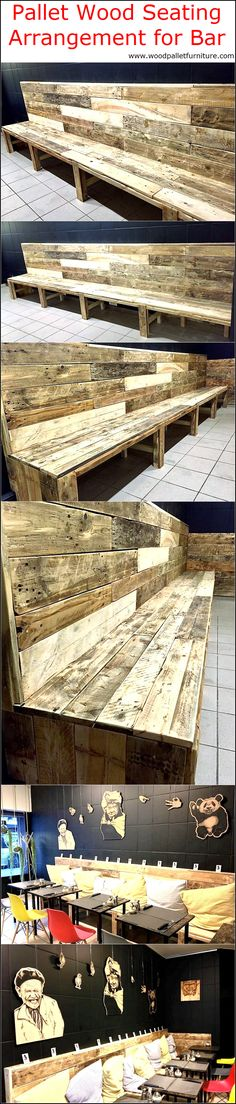a few days back me and my were asked to provide some wood pallet recycled furniture