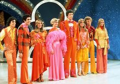 1976, the year the Brady Bunch introduced a show that would forever make me question rainbow sherbet & it's last effect coloring clothing.