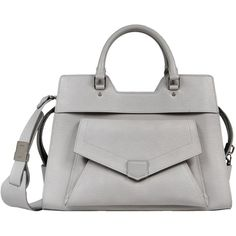 PROENZA SCHOULER Medium leather bag ($2,520) ❤ liked on Polyvore