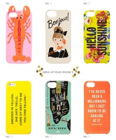 dress up your iphone 5