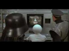 When will then be now? Space Balls
