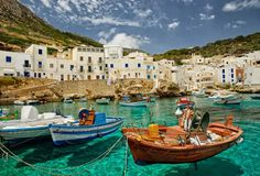 See more CALA DOGANA IN LEVANZO, ITALY