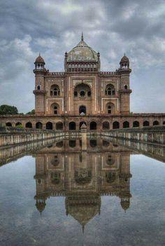 Mausoléu de Safdarjung, Nova Delhi, Índia