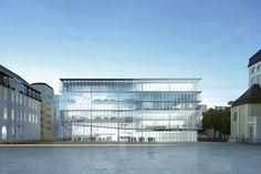 HENN - Merck Innovationszentrum