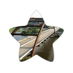 Get your hands on great customizable Austin stickers from Zazzle. Star Stickers, Bridge, Stars, Heels, Heel, Bridges, Sterne, High Heel, Bro