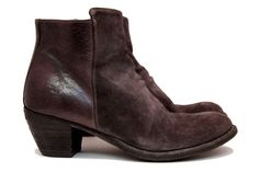 Dark Taupe Ankle Boot