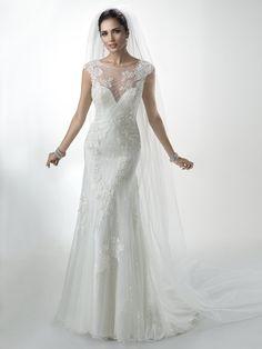Savannah Marie Wedding Dress   Maggie Sottero