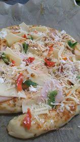 Ζουζουνομαγειρέματα: Πίτσα σαλιγκάρι XXL!!!