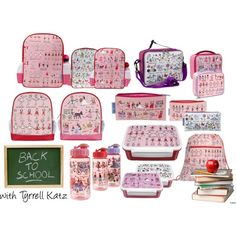 """""""Back to School with Tyrrell Katz"""" by mypetitboutique"""