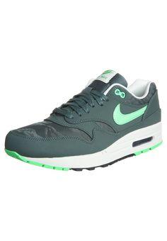sports shoes 99306 e189a Chaussures de running Nike Air Max 1 Premium - vert Vintage - Homme Usine  Directe Sortie