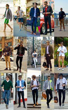 Adam Gallagher -My April Outfits-   GALLA.