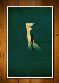 Sweet Pixar Character Posters - My Modern Metropolis