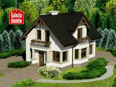 Dom przy Waniliowej - HS-Projekt.pl