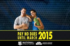 National Fitness Center   #teamNFC #WitnessMyFitness New Year Promotions!
