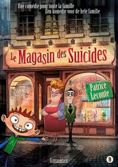 the suicide shop le magasin des suicides