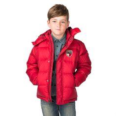 Tommy Hilfiger Nirvada Down Filled Jacket - Official Tommy Hilfiger® Store!
