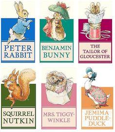 31 Ideas Party Illustration Beatrix Potter For 2019 Peter Rabbit Birthday, Peter Rabbit Party, Tales Of Beatrix Potter, Beatrix Potter Illustrations, Beatrice Potter, Peter Rabbit And Friends, Rabbit Garden, Benjamin Bunny, Rabbit Baby