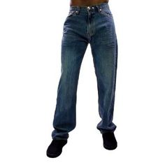 """Click on the image for more details! - COOGI Australia 30"""" Inseam Rinsed Straight Fit Mens Jeans (Apparel)"""