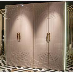 Super closet decor door walk in Ideas Wall Wardrobe Design, Sliding Door Wardrobe Designs, Bedroom Closet Design, Bedroom Furniture Design, Bedroom Wardrobe, Modern Bedroom Design, Closet Designs, Home Room Design, Home Interior Design