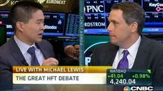 High-Frequency Trading Book Riles Tempers on CNBC