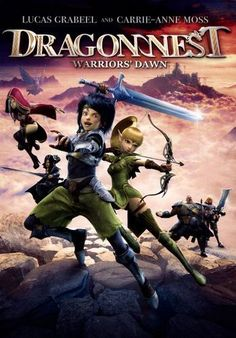 Dragon Nest: Warriors' Dawn [DVD] [2014]